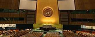 United Nations Institute for Training and Research - UN General Assembly 20-11-2009