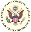 Seal of the United States Court of Appeals for the Tenth Circuit