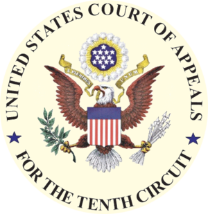 Brown v. Buhman - Image: US Court Of Appeals 10th Circuit Seal