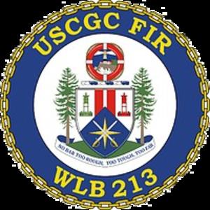 USCGC Fir (WLB-213) - Image: USCGC Fir (WLB 213) COA