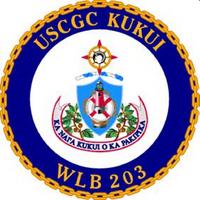 USCGC Kukui (WLB 203).COA
