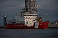 USCGC Mackinaw Entering Duluth Harbor -c.jpg