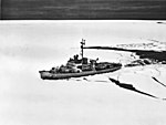 USCGC Northwind (WAG-282) in Antartica 1947.jpg