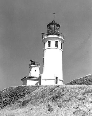 Anacapa Island Light