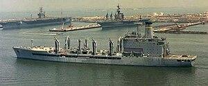 USNS Henry J. Kaiser (T-AO-187) - USNS Henry J. Kaiser (T-AO-187)