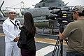 USS America Hosts Media Day During LA Fleet Week 2016 160901-N-MZ309-069.jpg