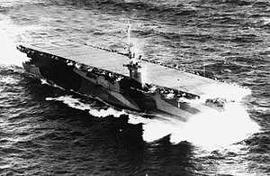 USS Casablanca (CVE-55) underway at sea on 2 March 1945 (80-G-320296).jpg