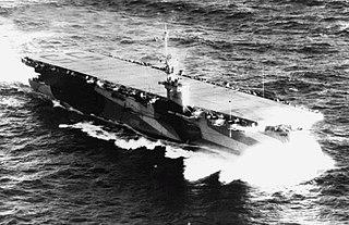 USS <i>Casablanca</i> Casablanca-class escort carrier of the US Navy