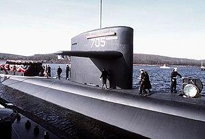 USS City of Corpus Christi (SSN 705)