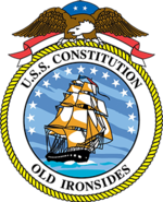 USS Constitution Crest.png