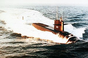 USS James Madison SSBN-627