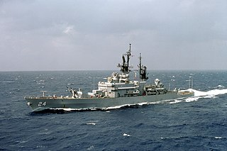 USS <i>Reeves</i> (DLG-24)