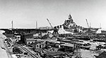 USS Wasp (CV-18) at the Boston Navy Yard on 14 March 1944.jpg