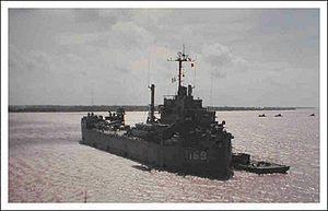 USS Whitfield County (LST-1169) - USS Whitfield County