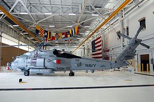 Brüel & Kjær - Image: US Navy 090630 N 3436L 003 An MH 60R