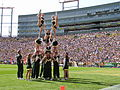 UWGB Packers Cheerleaders '06-'07 Stunting.jpg