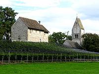 Ufenau - Martinskapelle & Peter und Paul IMG 0865.jpg
