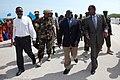 Ugandan Defence Minister Dr Crispin Kiyonga arrives in Mogadishu (6165062621).jpg