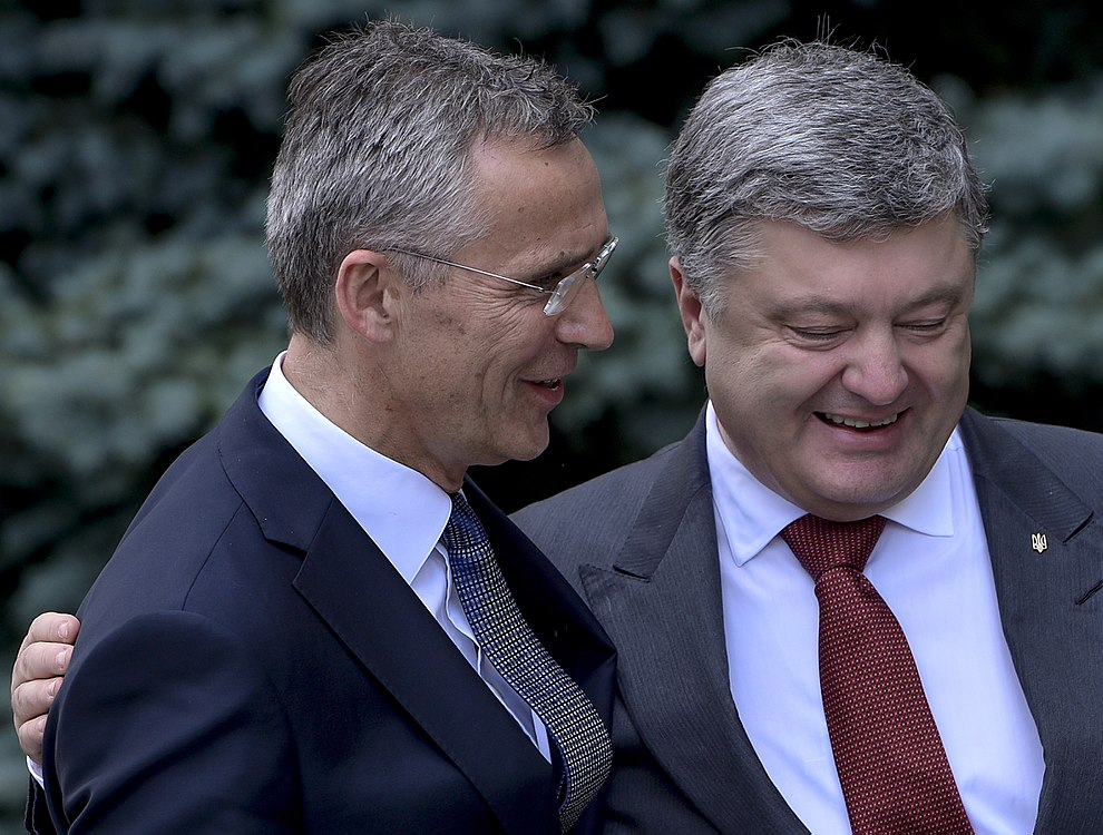Ukraine – NATO Commission chaired by Petro Poroshenko (2017-07-10) 01.jpg