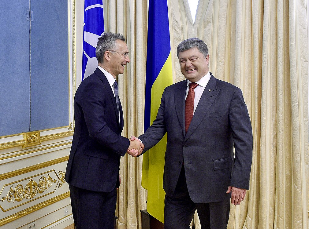 Ukraine – NATO Commission chaired by Petro Poroshenko (2017-07-10) 14.jpg