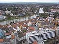 Ulm widok z wiezy katedry 12.jpg
