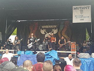 Unearth band
