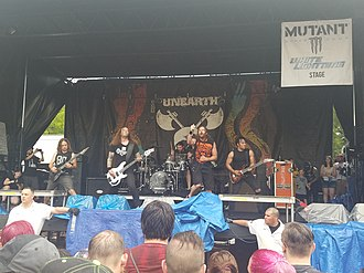 Unearth - Image: Unearth 2018