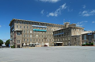 Union Mills (Fall River, Massachusetts) - Union Mill No. 2