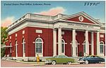United States Post Office Lebanon, Penna (88495).jpg