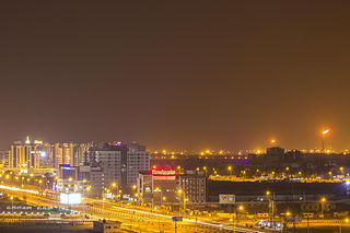 Surat Metropolis in Gujarat, India