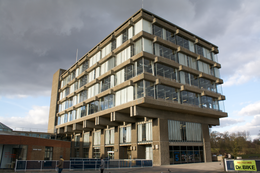 University of Essex - Albert Sloman Library.png