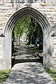 University of Saskatchewan Memorial Gates, College Dr, Saskatoon (505706) (26086703826).jpg