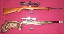Ruger 10/22 Rifle variations