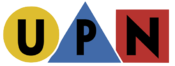 "The UPN colorful shapes logo, used from 1995 to 1997, and in various iterations from 1997 to 2002 (though the ""primary colors"" variant continued on some affiliates and in print advertising until 2002)."