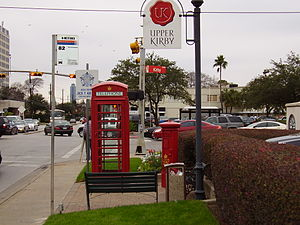 Sign And Drive 45 >> Upper Kirby - Wikipedia