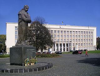 Zakarpattia Oblast Oblast (region) of Ukraine