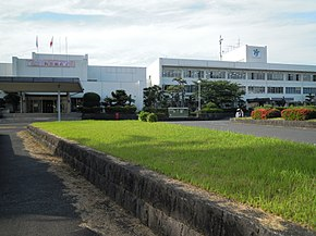 Usuki city hall (usuki building).JPG