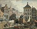 Utrechtse stadskraan aan de Oudegracht.jpg