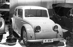 Tatra V570 - Tatra V570 final design