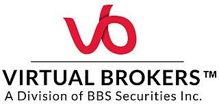 Virtual Brokers Canadian online brokerage