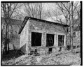 VIEW TO NORTHWEST - Hayt Farmstead, Poultry House I, Route 311, Patterson, Putnam County, NY HABS NY,40-PAT,2-I-1.tif
