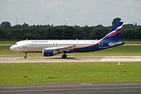 VQ-BIW - A320 - Aeroflot