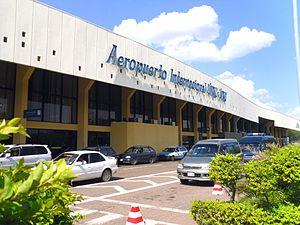 Aeropuerto Internacional Viru Viru