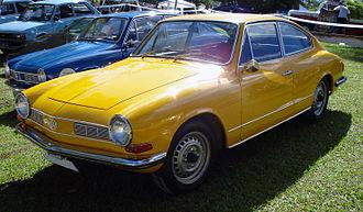 Volkswagen Karmann Ghia - Karmann Ghia TC