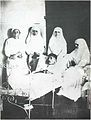 Vaja Pshavela in Hospital.jpg