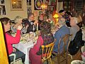 Valentine's Day dinner group at Lars Jacob's 2015 (1).JPG