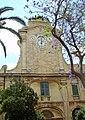 Valletta Großmeisterpalast Uhrturm.jpg