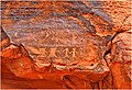 Valley of Fire Petroglyphs 5-2-14zr (Chris) (14349910507).jpg