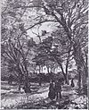 Van Gogh - Spaziergänger im Bois de Boulogne.jpeg