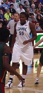 Vanessa Hayden American basketball player